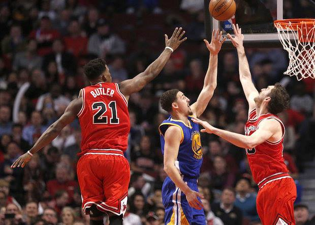 Chicago Bulls Golden State Warriors