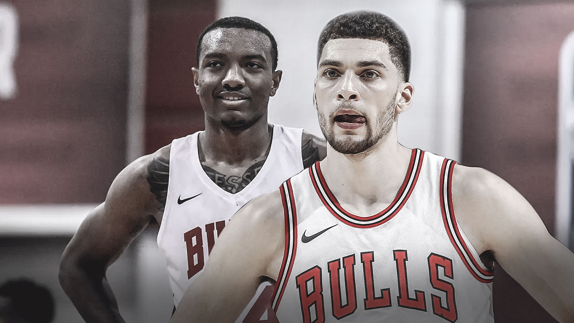 Zach LaVine is welcoming of Wendell Carter Jr s foray into leadership role